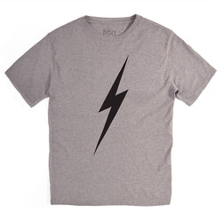 Forever Tee - Heather Grey - The Revive Club