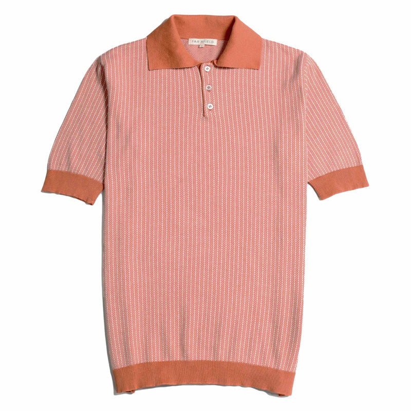 Blakey Short Sleeve Polo - Arabesque