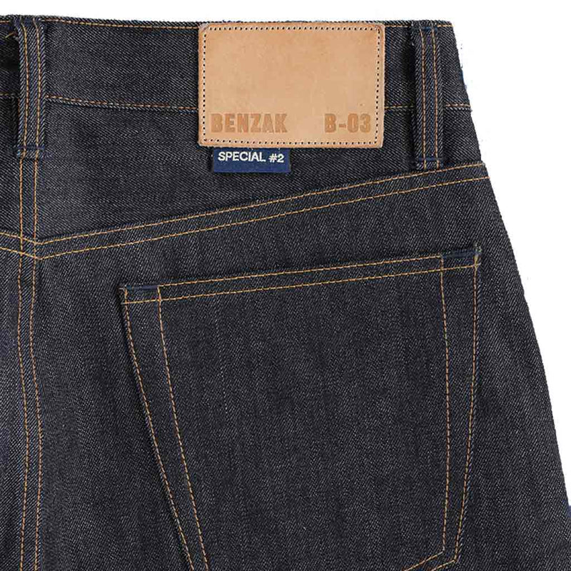 B-03 TAPERED Special #2 15 oz. Vintage Indigo Selvedge - The Revive Club