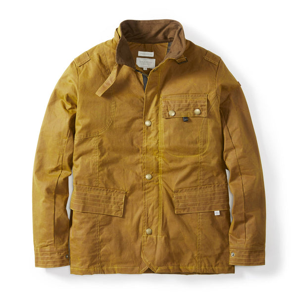 Bexley Jacket in Mustard