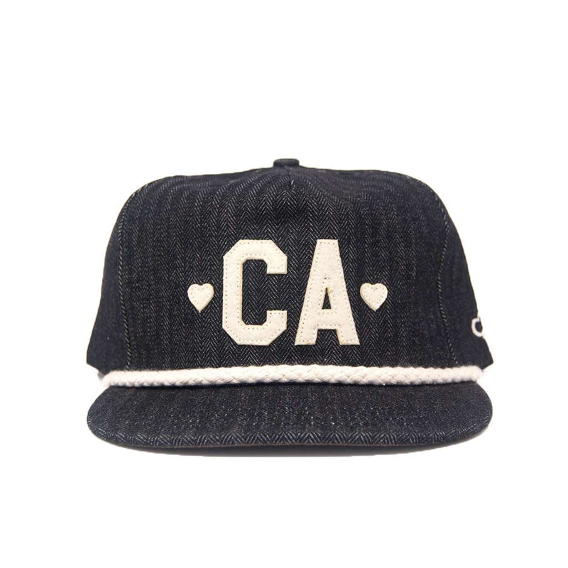 CA Love Strapback - The Revive Club