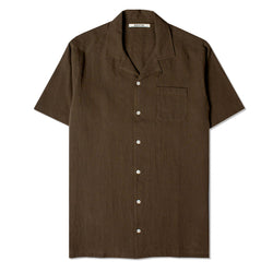Crammond Shirt in Olive - The Revive Club