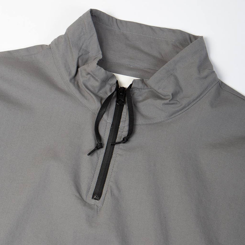 Crieff Windbreaker in Slate Grey - The Revive Club