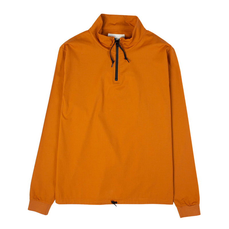 Crieff Windbreaker in Survival Orange - The Revive Club
