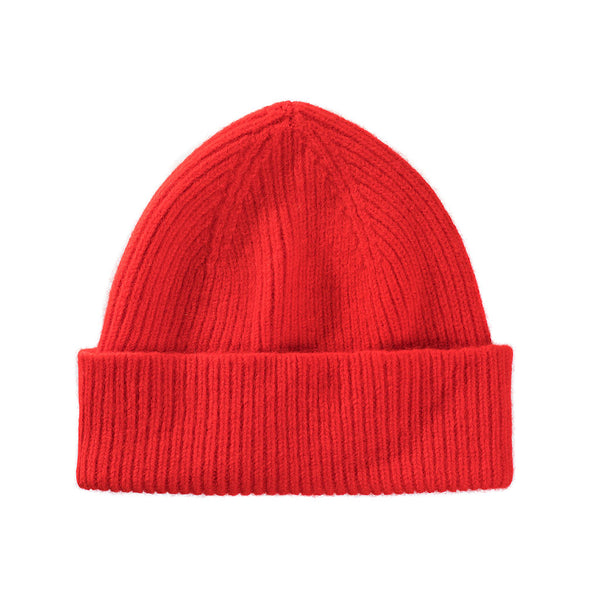 Le Bonnet Beanie - Crimson - The Revive Club