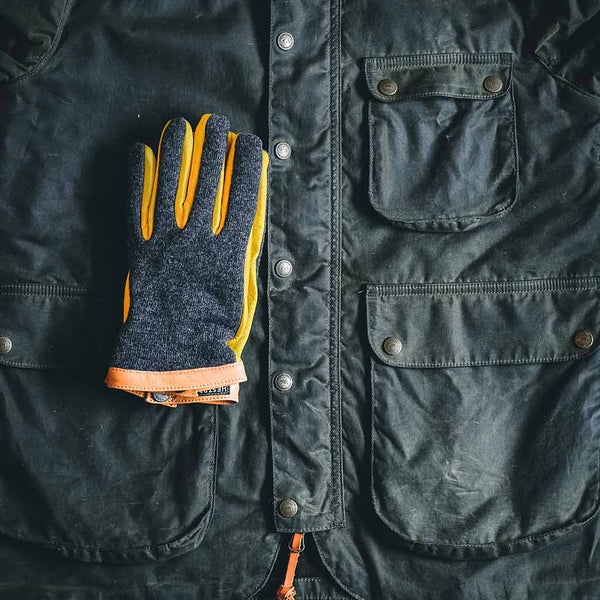 Deerskin Wool Tricot - The Revive Club