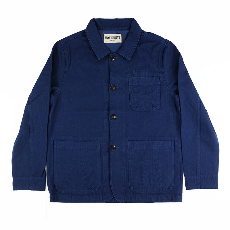 HBT Combat Blazer - Worker Blue - The Revive Club