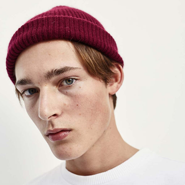 Le Bonnet Beanie - Wine - The Revive Club