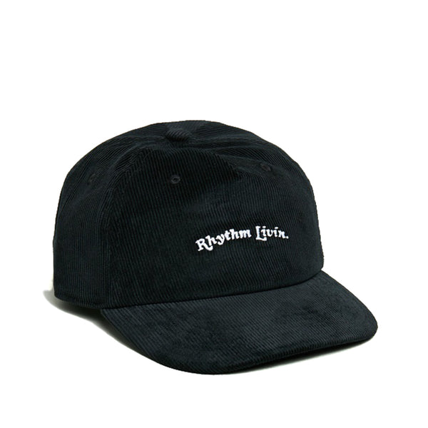 Groove Cap in Vintage Black