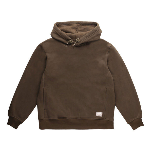 Essential Hood in Olive