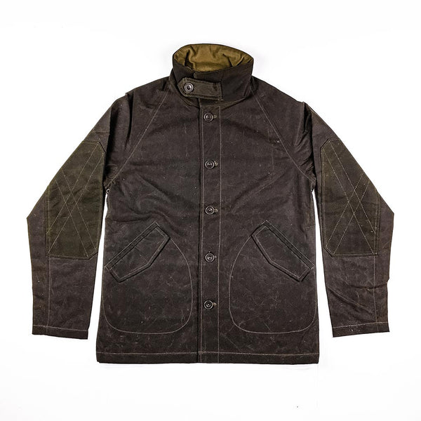 """Le Falot"" Waxed Jacket - The Revive Club"