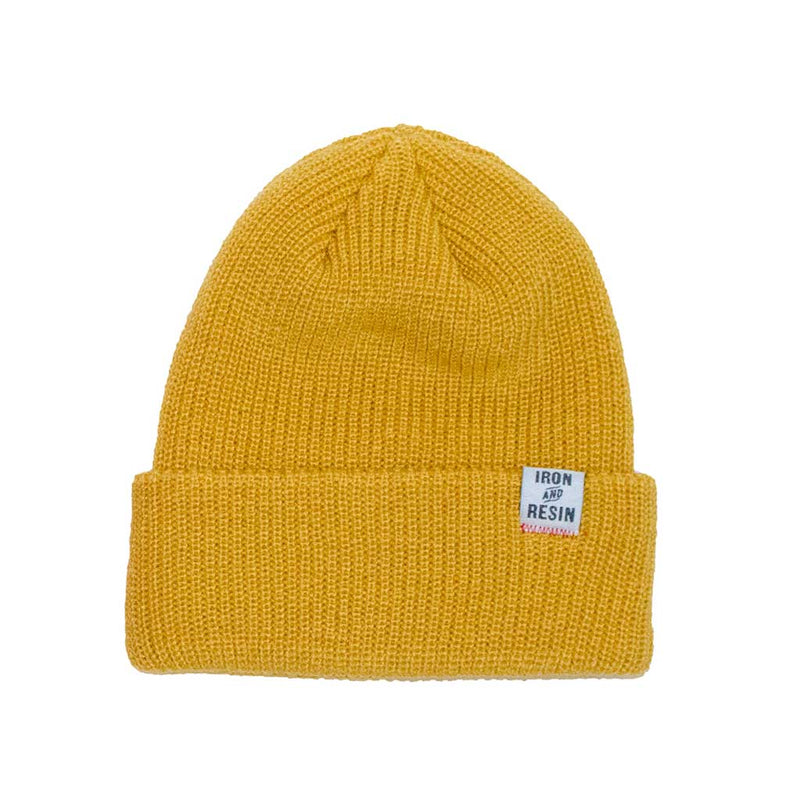 Watchman Beanie - Gold - The Revive Club