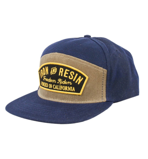 Trapper Hat - Navy