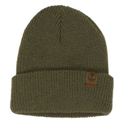 Marksman Beanie - Olive - The Revive Club