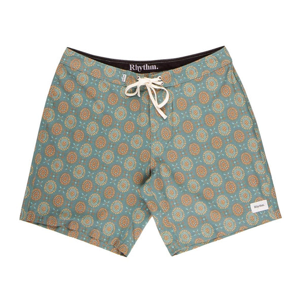 Azores Trunk in Teal - The Revive Club