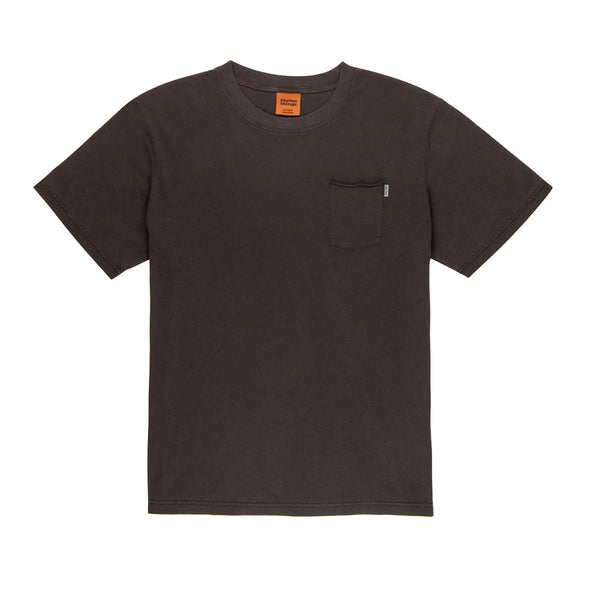 Everyday Wash T-Shirt - Charcoal - The Revive Club
