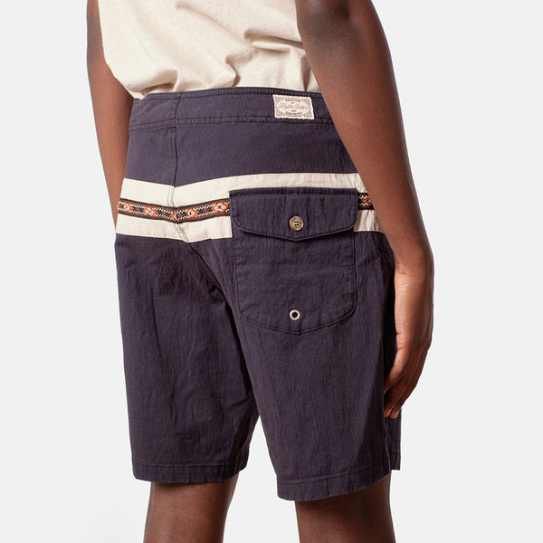 Trim Trunk in Navy - The Revive Club