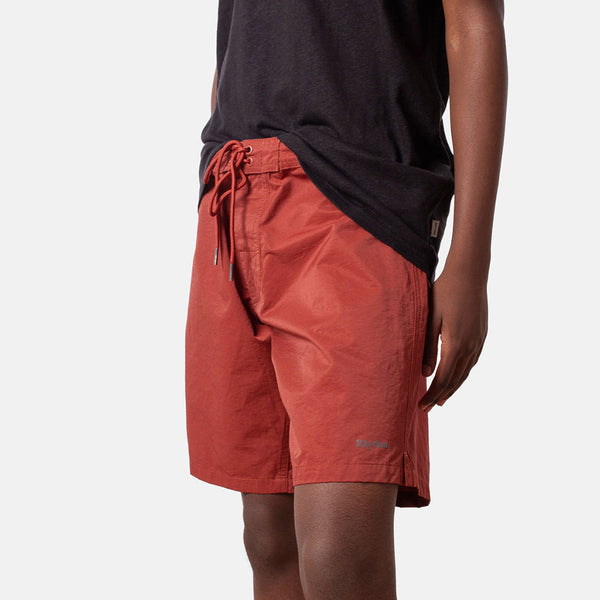 The Staple Surf Trunk in Classic Red - The Revive Club