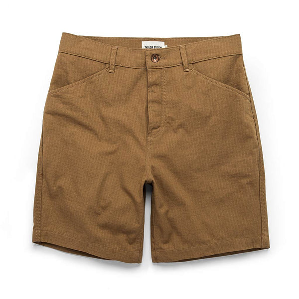 The Camp Short in British Khaki - The Revive Club