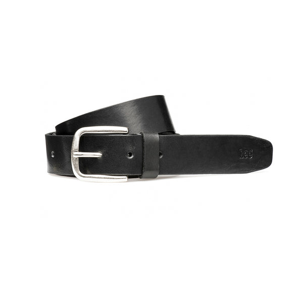 Leather Belt in Black - The Revive Club