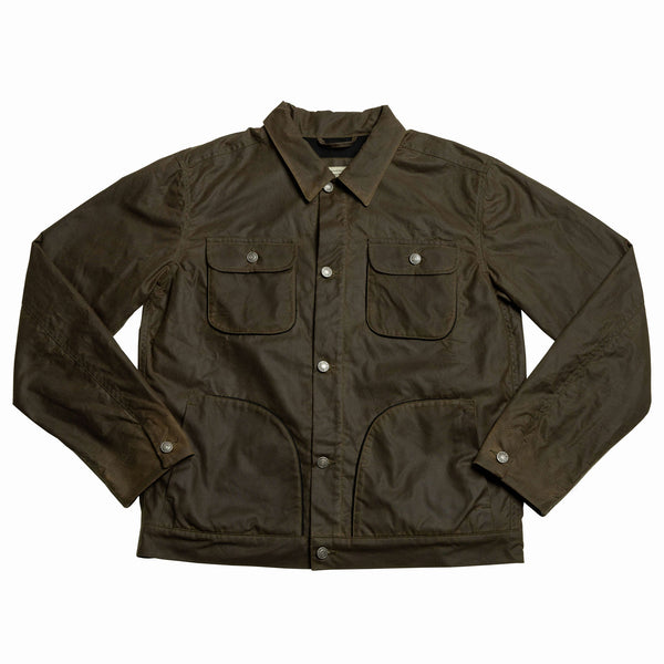 The Jack Waxed Trucker Jacket