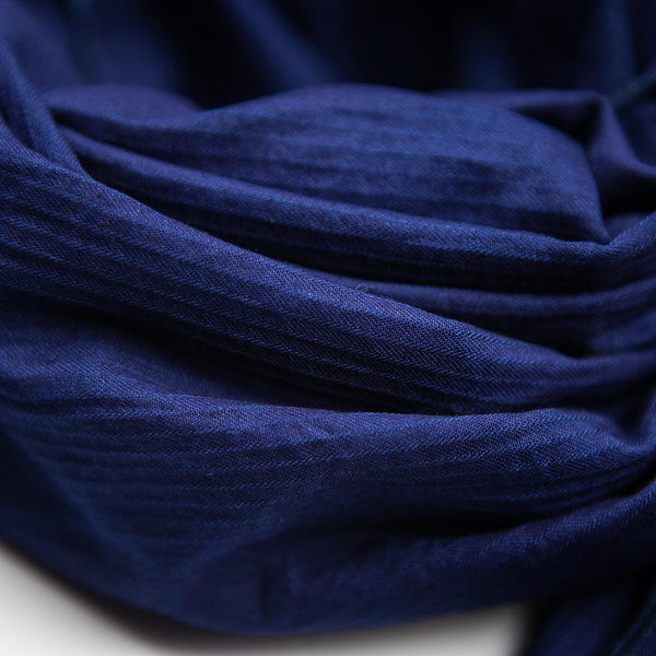 The Light Scarf - Deep Indigo