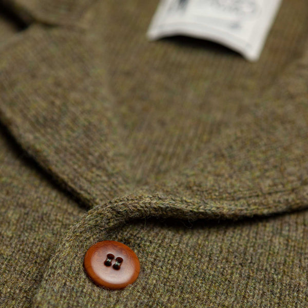 Max 3 Jacket in Olive
