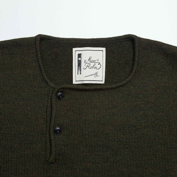 Max 1 Sweater in Olive