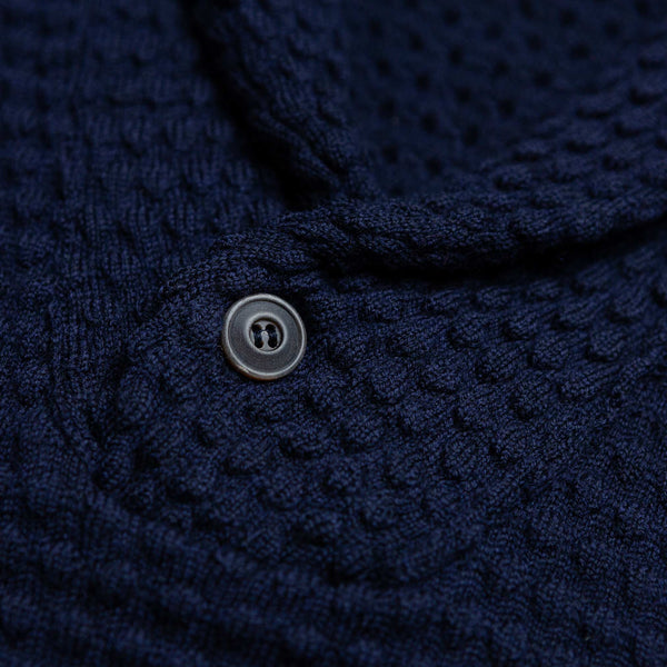 SF TEC 2 Sweater in Navy