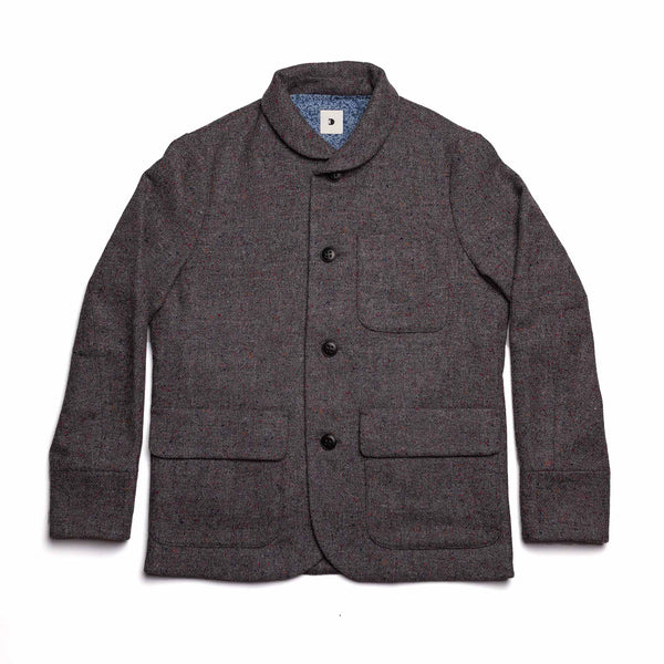 Forest Jacket in Bonotto Wool