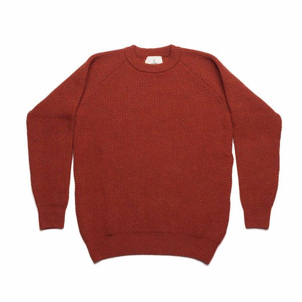 Novo Sweater in Clay