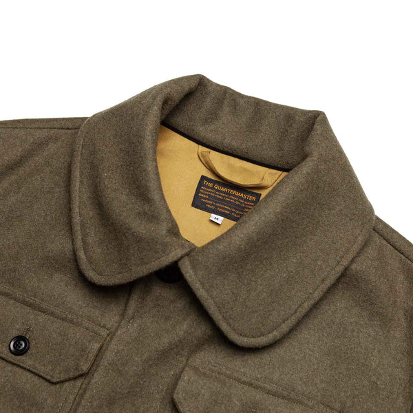 The Hunter Jacket - Brown