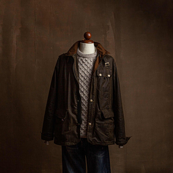 Bexley Jacket in Brown