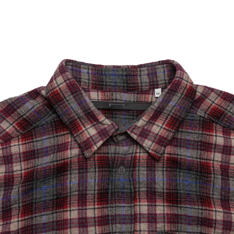 Flannel Shirt - XXL