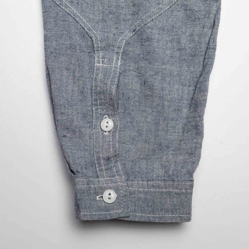 Chambray Garage Shirt - L