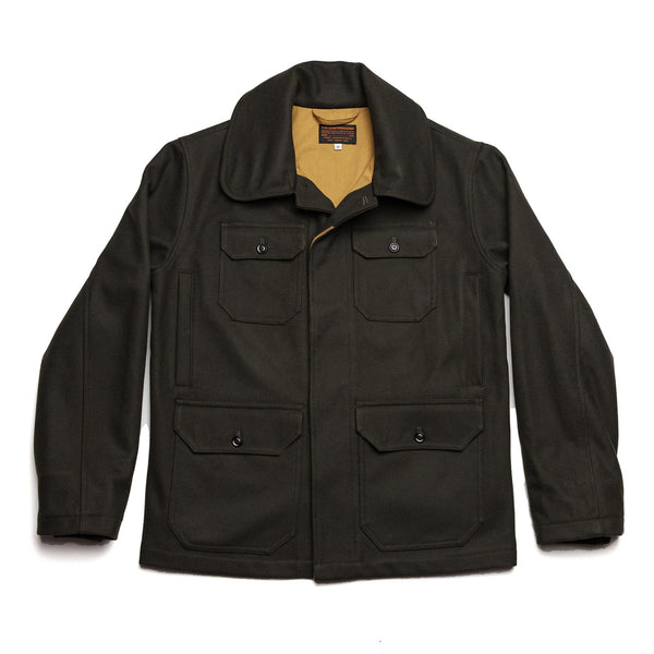 The Hunter Jacket - Green