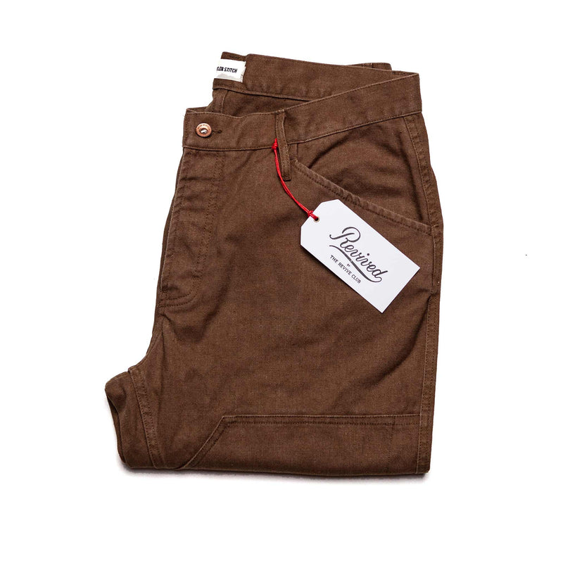 Chore Pants in Timber Boss Duck -34
