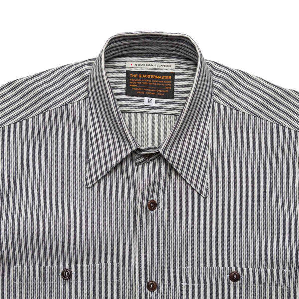 US Navy Japanese Striped Shirt