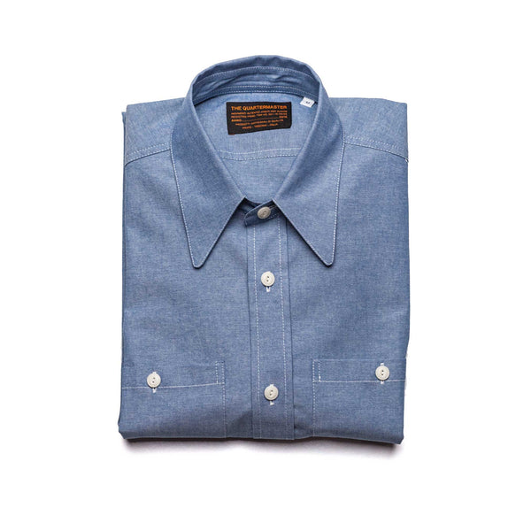 US Navy Chambray Shirt