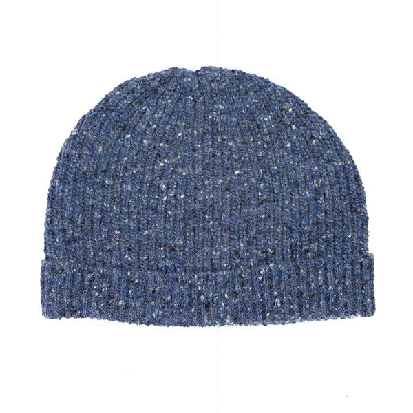 Donegal Beanie - Ocean Blue - The Revive Club