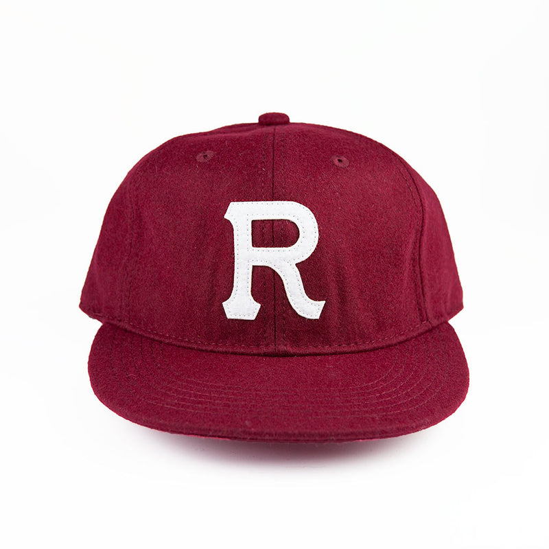 The R-Cap - Burgundy - The Revive Club
