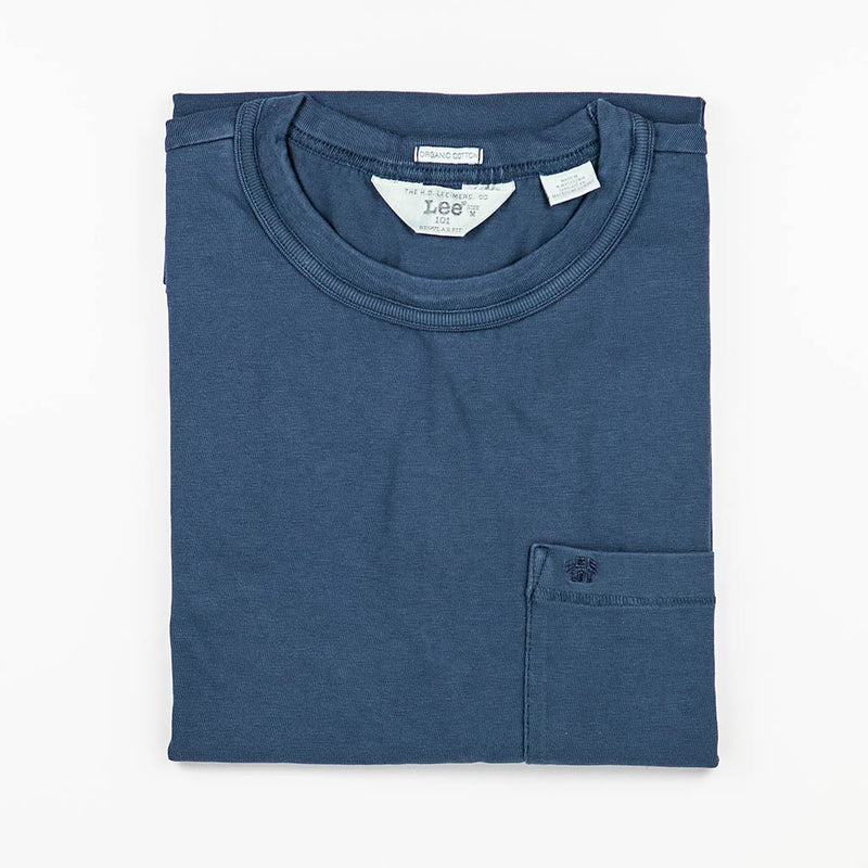 Pocket Tee - Bering Sea - The Revive Club