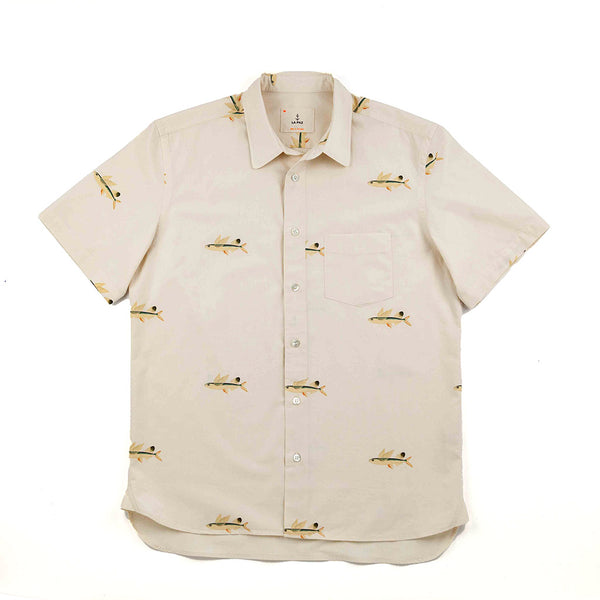 Alegre Flying Fish Shirt - The Revive Club