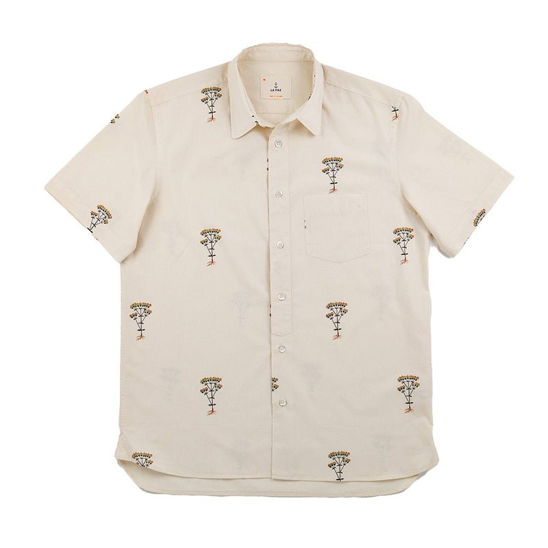 Alegre Flora Shirt - The Revive Club