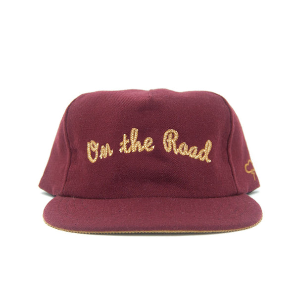 On The Road Strapback - The Revive Club