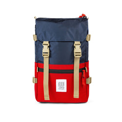 Rover Pack Classic - Navy & Red