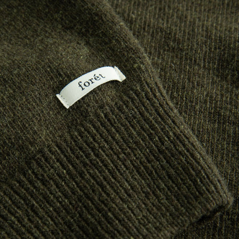 Slow Lambswool in Dark Army