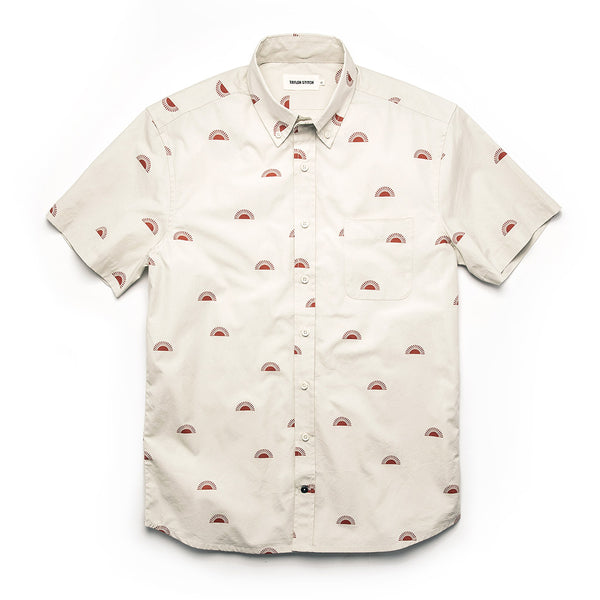 The Short Sleeve Jack in Sunrise