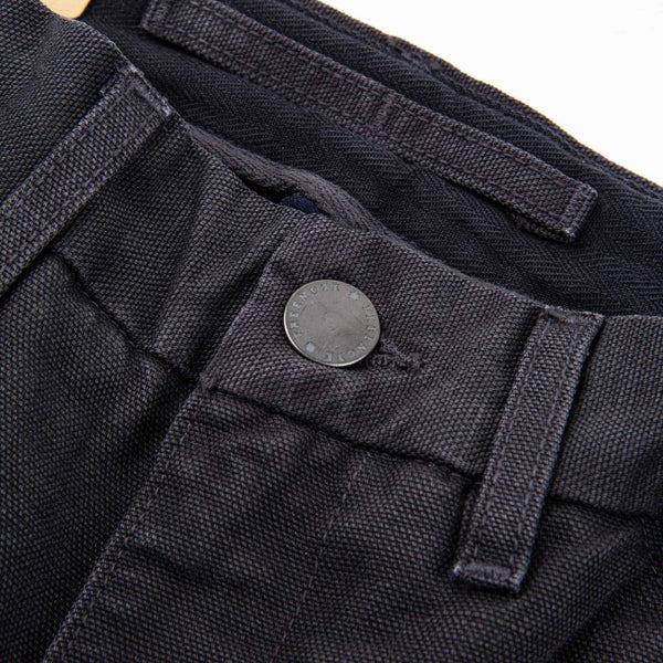 Workers Chino 14oz Slub Faded Black