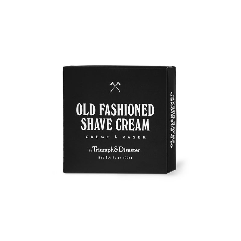 Old Fashioned Shave Cream 100ml Jar - The Revive Club